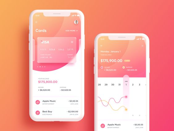 mobile app design 2019 nexop technology